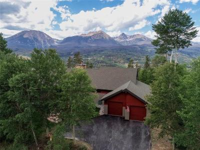 Silverthorne Single Family Home For Sale: 89 Lakeview Circle