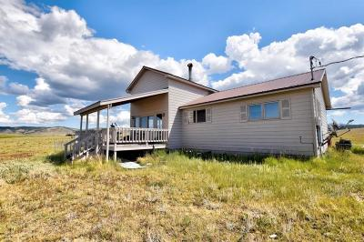 Park County Single Family Home For Sale: 75 Rocker 7 Road