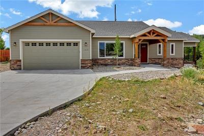 Silverthorne Single Family Home For Sale: 105 Janes Way