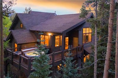 Breckenridge CO Townhouse For Sale: $2,299,000