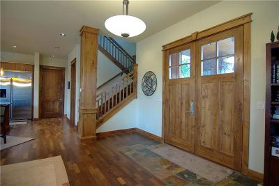 Silverthorne Single Family Home For Sale: 235 Game Trail Road