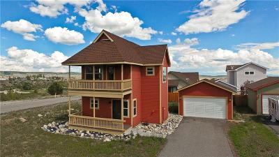 Park County Single Family Home For Sale: 664 Tristan Loop