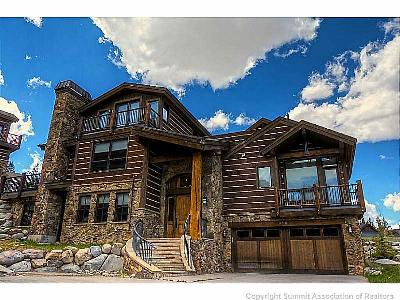 Copper Mountain Duplex For Sale: 900 Beeler Place