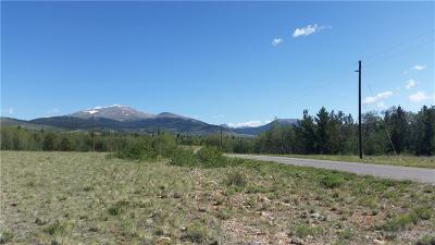 Fairplay, Alma, Como, Jefferson Residential Lots & Land For Sale: 297 Silverheels Road