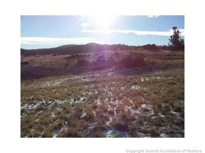 Como, Jefferson, Alma, Fairplay Residential Lots & Land For Sale: 357 Hopi Circle