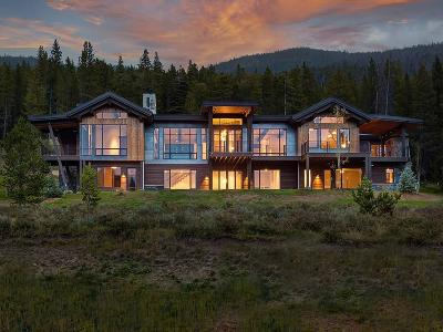 Breckenridge CO Single Family Home For Sale: $5,449,000