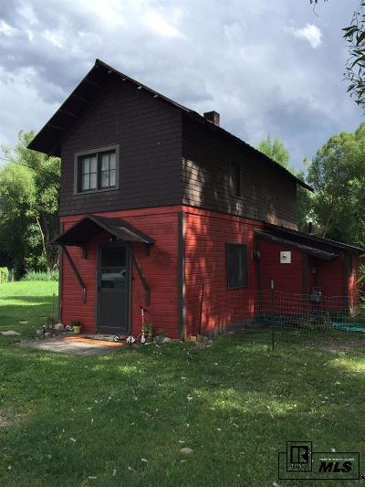 Steamboat Springs Single Family Home For Sale: 672 Deerfoot Arts Park Drive