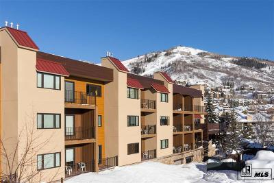 Steamboat Springs Condo/Townhouse For Sale: 2200 Apres Ski Way, #212