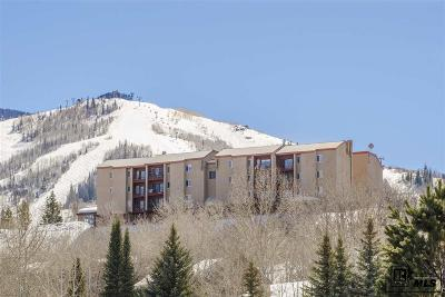 Steamboat Springs Condo/Townhouse For Sale: 1805 River Queen Lane #101