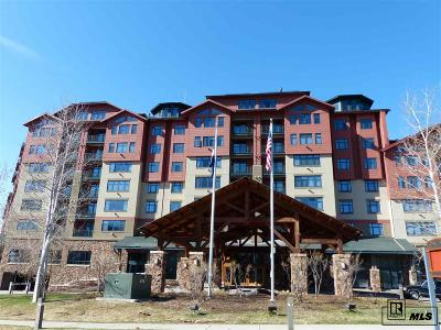 Steamboat Springs Condo/Townhouse For Sale: 2300 Mount Werner Circle # 428
