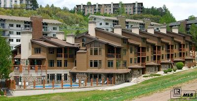 Steamboat Springs Condo/Townhouse For Sale: 2355 Ski Time Square Drive #315
