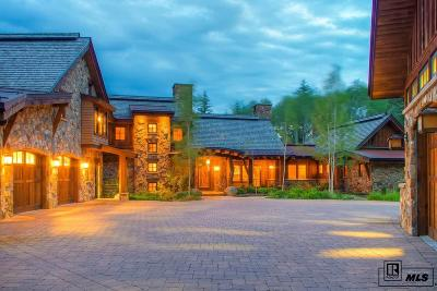 Steamboat Springs Single Family Home For Sale