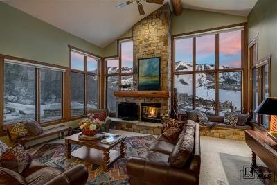 Steamboat Springs Condo/Townhouse For Sale: 1770 River Queen Lane