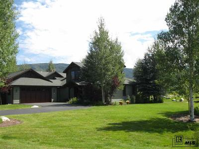 Steamboat Springs Condo/Townhouse For Sale: 30405 Lakeshore Trail