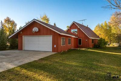 Steamboat Springs Single Family Home For Sale: 2577 Riverside Dr.