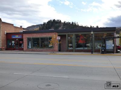Steamboat Springs CO Commercial For Sale: $2,495,000