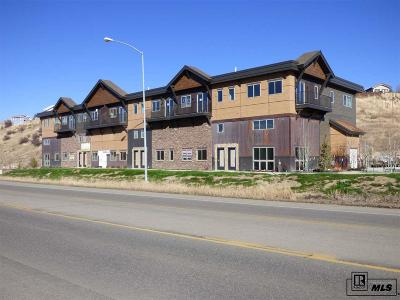 Steamboat Springs Condo/Townhouse For Sale: 2710 Lincoln Ave #Unit #6