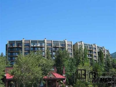Steamboat Springs Condo/Townhouse For Sale: 1995 Storm Meadows Drive #Unit 207