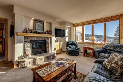 Steamboat Springs Condo/Townhouse For Sale: 1875 Ski Time Square Dr. #416