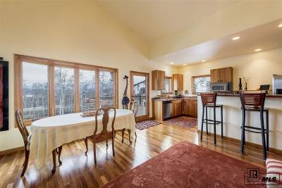 Steamboat Springs Single Family Home For Sale: 27555 Whitewood Drive East
