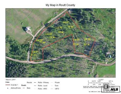 Residential Lots & Land For Sale: 33216 Kickapoo Way #Various