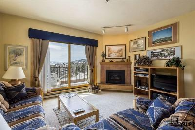 Steamboat Springs Condo/Townhouse For Sale: 2200 Apres Ski Way #310