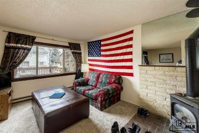 Steamboat Springs Condo/Townhouse For Sale: 9 Cypress Ct
