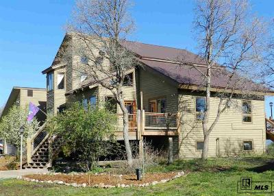 Steamboat Springs Single Family Home For Sale: 34500 Wolverine Trl