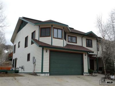 Steamboat Springs Condo/Townhouse For Sale: 305 Primrose Ln #a