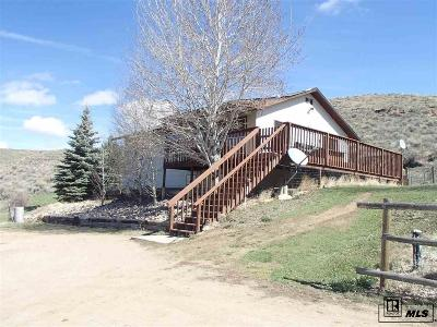 Hayden Single Family Home For Sale: 5575 County Road 78