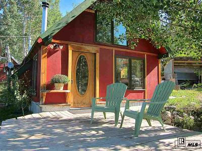 Routt County Single Family Home For Sale: 61161 Cottonwood St