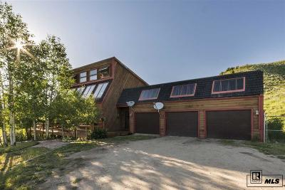 Steamboat Springs Single Family Home For Sale: 42120 County Road 46