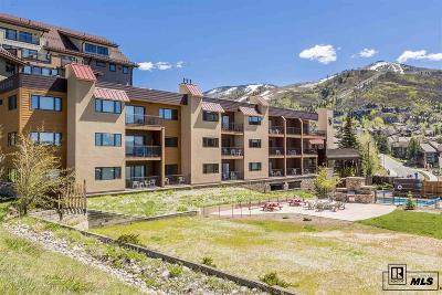 Steamboat Springs Condo/Townhouse For Sale: 2200 Apres Ski Way #206