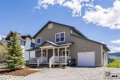 Steamboat Springs Single Family Home For Sale: 2755 Abbey Road
