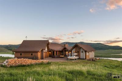 Oak Creek Single Family Home For Sale: 31020 Pawnee Trail