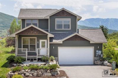Steamboat Springs Single Family Home For Sale: 2597 Abbey Road
