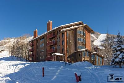 Steamboat Springs Condo/Townhouse For Sale: 2430 Ski Trail Lane #301