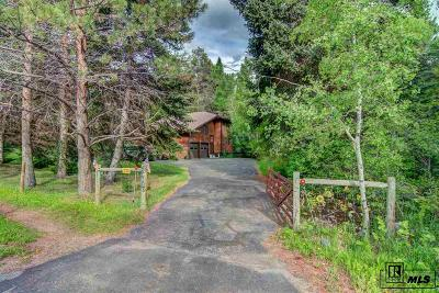 Steamboat Springs Single Family Home For Sale: 44510 County Road 129