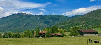 Steamboat Springs Single Family Home For Sale: 32305 County Road 20