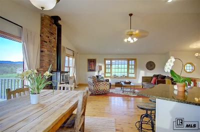 Steamboat Springs Single Family Home For Sale: 31712 Whiskey Hill Lane