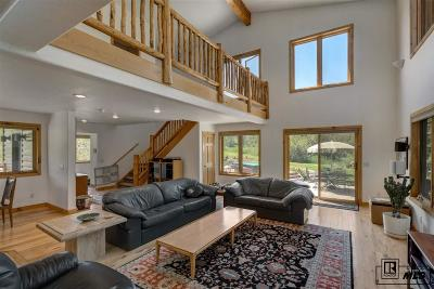 Steamboat Springs Single Family Home For Sale: 29465 Scrub Oak Path