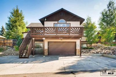 Hayden Single Family Home For Sale: 274 Harvest Drive