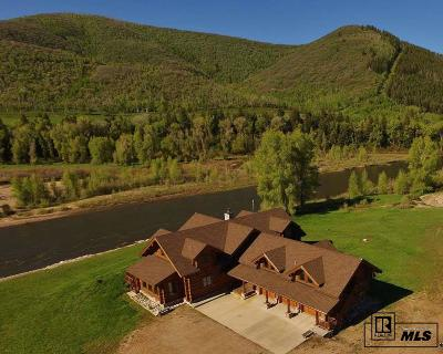 Steamboat Springs Farm For Sale: 18525 W Highway 40