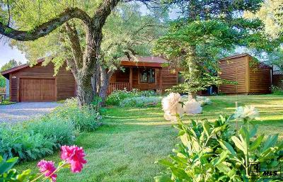 Steamboat Springs Single Family Home For Sale: 40510 North Star Place