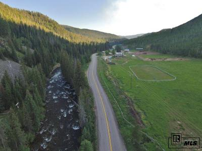 Steamboat Springs Farm For Sale: 29840 Routt County Road 64 #Seedhous