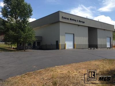 Steamboat Springs Commercial For Sale: 2510 Copper Ridge Drive