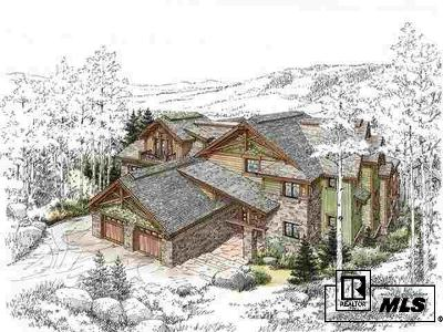 Steamboat Springs Condo/Townhouse For Sale: 2357 Poma Lane