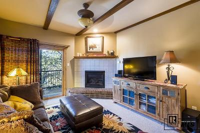 Steamboat Springs Condo/Townhouse For Sale: 1945 Cornice Rd #2423