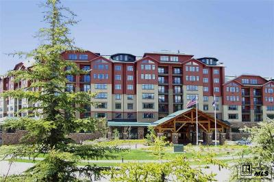 Steamboat Springs Condo/Townhouse For Sale: 2300 Mt. Werner Circle #357