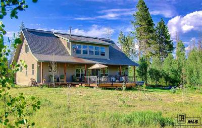Routt County Single Family Home For Sale: 32975 Colt Trail